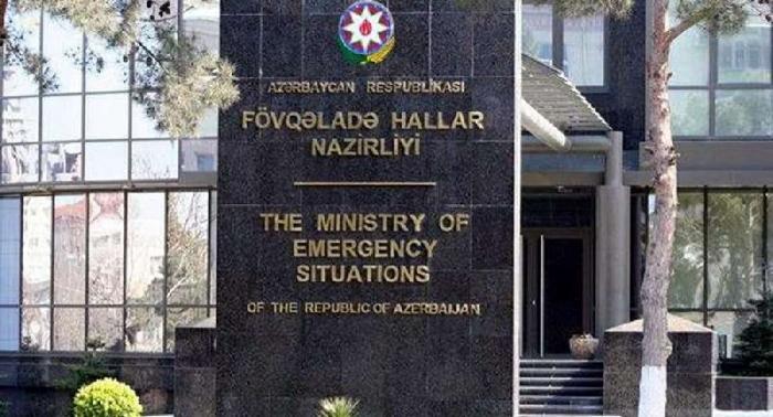 Das aserbaidschanische Ministerium für Notsituationen gibt eine Erklärung zu armenischen Angriffen ab