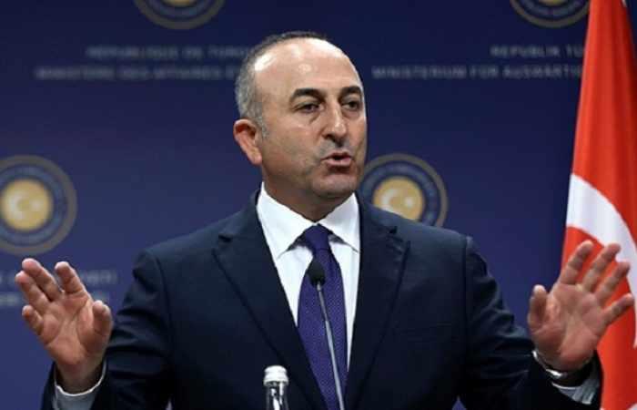 """Cavusoglu:   """"Armenien hat seine Grenzen wieder überschritten"""""""