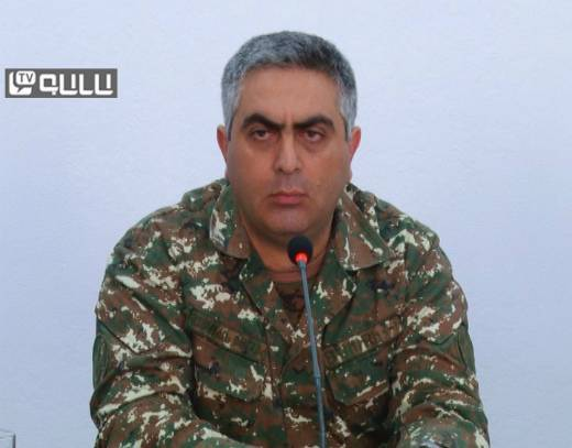 Artsrun Hovhannisyan:   l