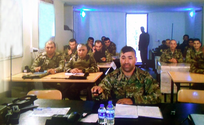 We will fight to destroy the enemy until the end, saysMajor- General Mais Barkhudarov