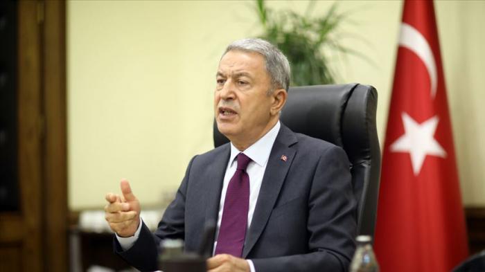 Türkischer Verteidigungsminister warnt Armenien:   Verlassen Sie aserbaidschanische Gebiete sofort!