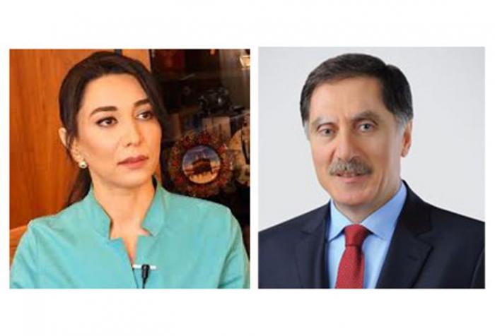 Türkiyənin Baş Ombudsmanı cəbhədəki vəziyyətlə maraqlandı