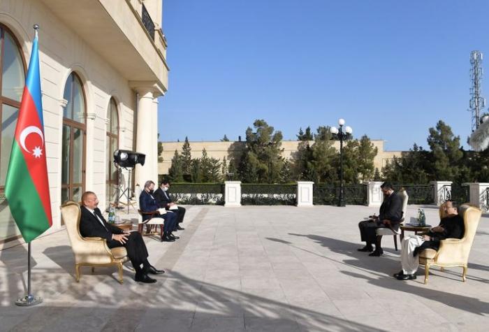 Président azerbaïdjanais:   le régime dictatorial de Pashinian est une menace pour la paix et la sécurité dans la région