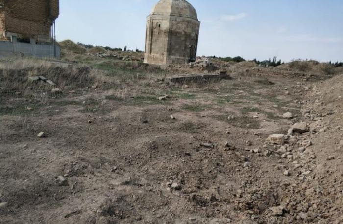 Erməni təxribatı nəticəsində Şeyx Babı türbəsinə ciddi ziyan dəyib