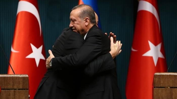 Ilham Aliyev danktRecep Tayyip Erdogan