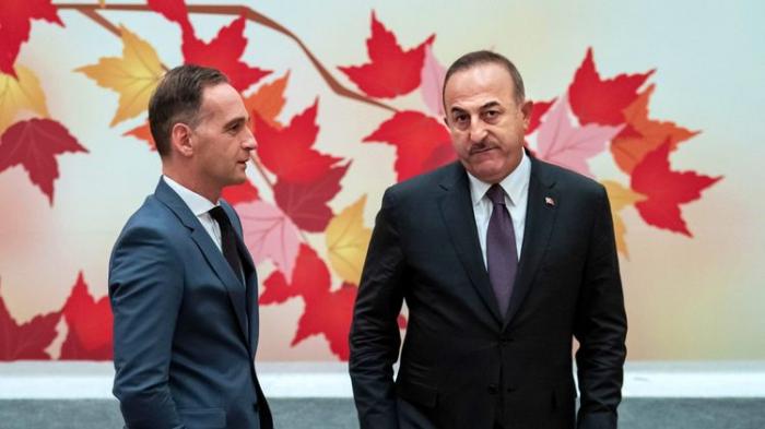 Top Turkish, German diplomats discuss Nagorno-Karabakh conflict