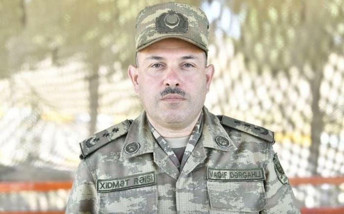 """Vagif Dargahli:   """"Das Regiment der armenischen Armee in Madagiz ist vollständig demoralisiert."""""""