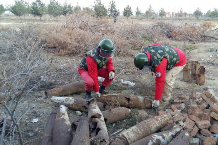 ANAMA conducts operations in the frontline