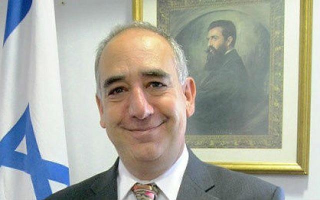 Un diplomate israélien exhorte l