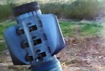 """3 صواريخ التكتيكية من نوع """"توشكا -أو"""" أطلقها الجيش الأرميني لم تنفجر"""