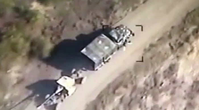 Azerbaijan's Defense Ministry reveals number of enemy's military equipment destroyed today -   VIDEO