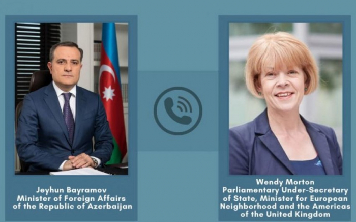Azerbaijani FM informs Latvian counterpart about Armenia's latest military provocations