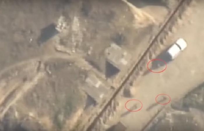 Armenian army regiment's headquarters in Aghdara hit: Azerbaijani ministry