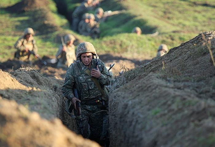 Berg-Karabach: Armenische Aggression in besetzten Gebieten Aserbaidschans