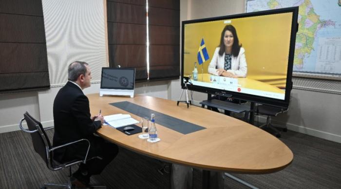Die Außenminister treffen sich im Videoformat
