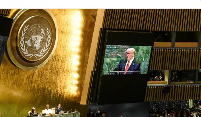 الصين تتهم ترامب بنشر الفيروس داخل الأمم المتحدة