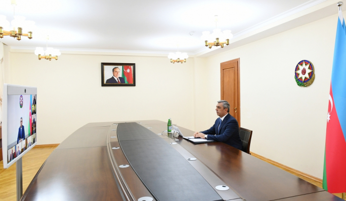 Azerbaijan's Commission on Combating Corruption holds first meeting in new composition