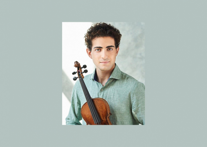 Azerbaijani violinist qualifies for semifinal of international competition