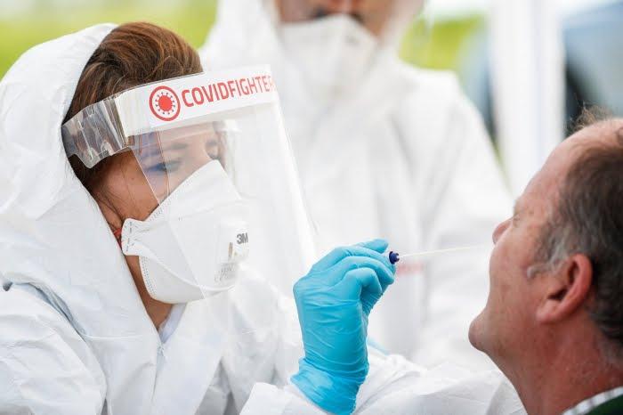 Aktiv COVID-19 xəstələrinin sayı açıqlandı