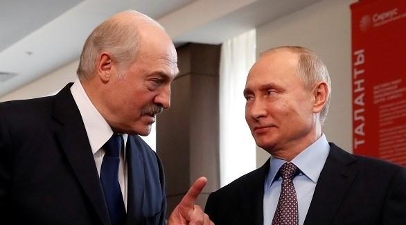 بوتين يجتمع مع لوكاشينكو في سوتشي