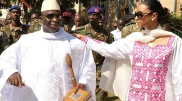 أمريكا تضع سيدة غامبيا الأولى سابقاًعلى قائمة العقوبات