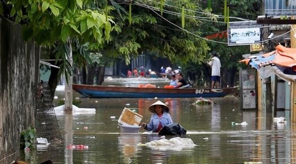 إجلاء مليون شخص بسبب إعصار نول في فيتنام
