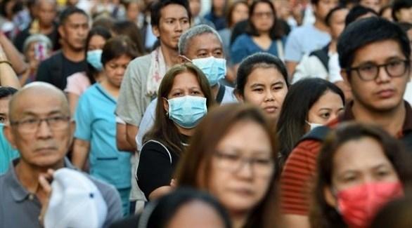 تسجيل 3375 حالة إصابة جديدة بكورونا في الفلبين