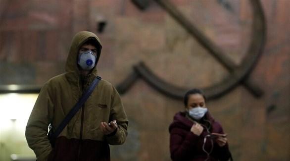 تسجيل 6 آلاف إصابة جديدة بكورونا و134 وفاة في روسيا