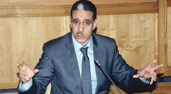 الوزير المغربي مصاب بكورونا