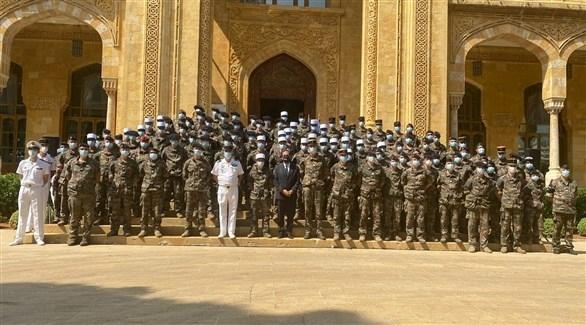 انتهاء العملية العسكرية الفرنسية لمساعدة لبنان