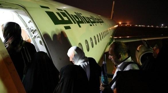 العراق يعلن إيقاف الرحلات الجوية إلى إيران