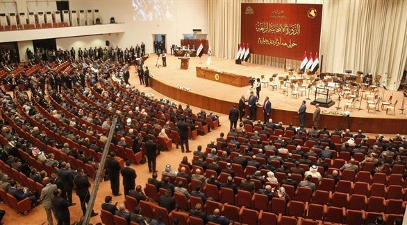 مناقشة قانون الانتخابات البرلمانية في البرلمان العراقي