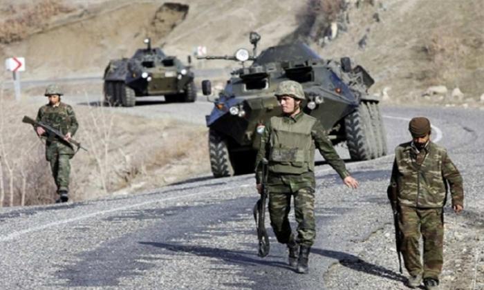 Türkiyədə 160-a yaxın terrorçu təslim olub