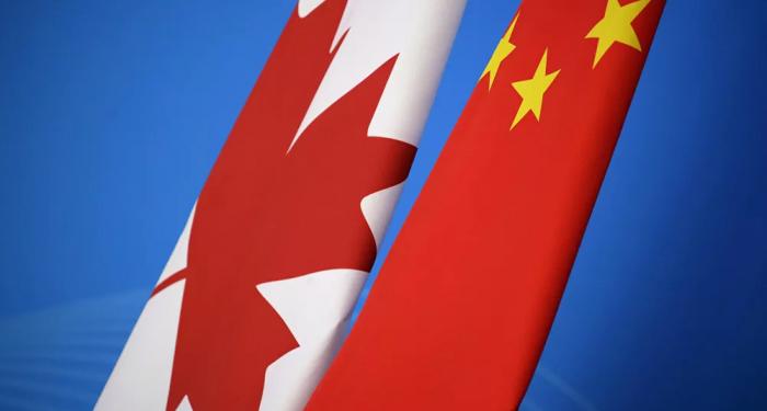 كندا توقف مفاوضات إنشاء منطقة تجارة حرة مع الصين