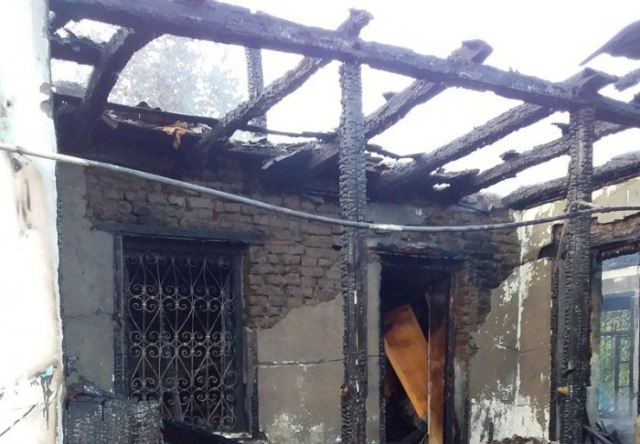 وزارة حالات الطوارئ تنشر معلومات حول الحرائق في منطقة الجبهة