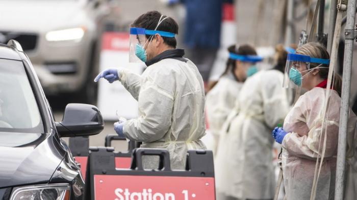 Plus de 1.300 nouveaux cas de coronavirus enregistrés en Allemagne
