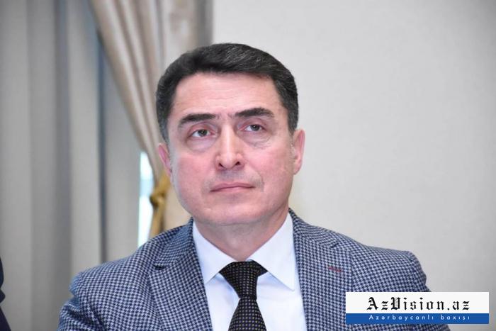 """""""Cinayət yolu ilə əldə olunan vəsaitlər müsadirə olunmalıdır"""" -    Əli Hüseynli"""