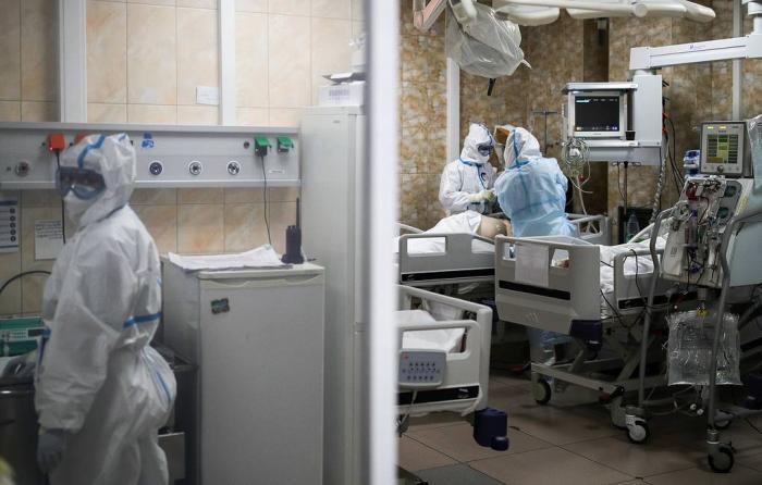 Rusiyada pandemiya ilə bağlı son vəziyyət