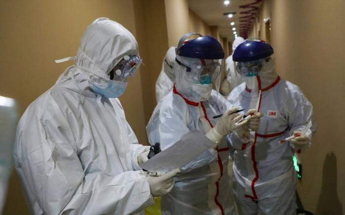 Meksikada koronavirusa yoluxma sayı 733 mini ötdü