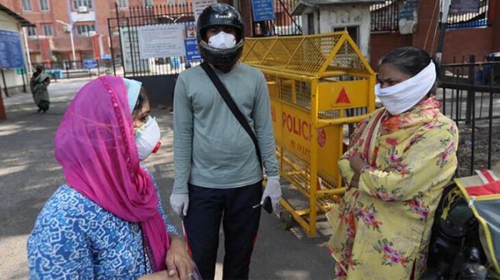 Hindistanda COVID-19 rekordu:  Ölü sayı 85 mindən çoxdur