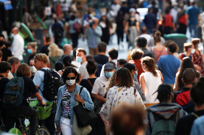 COVID-19 cases surge in Europe