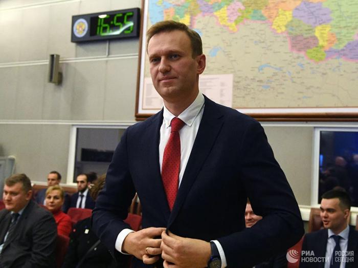 Navalnı ilə bağlı qətnamə qəbul edildi