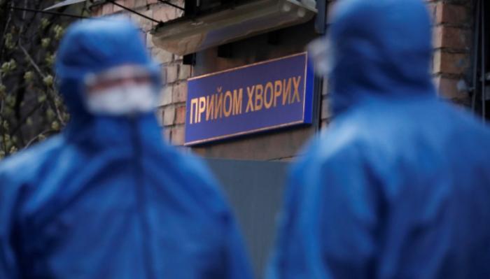 Ukraynanın COVID-19 statistikası -  Ölü sayı 3705-ə çatdı