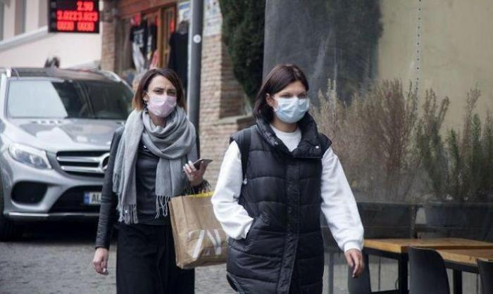 Gürcüstanda daha 196 nəfər koronavirusa yoluxdu