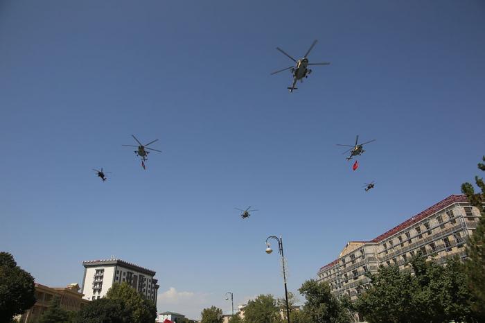 Naxçıvanda qırıcılar havaya qaldırıldı -    VİDEO+FOTO