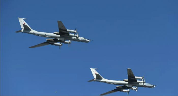 طائرات روسية مضادة للغواصات بعيدة المدى تحلق فوق المياه الدولية لبحر بارنتس