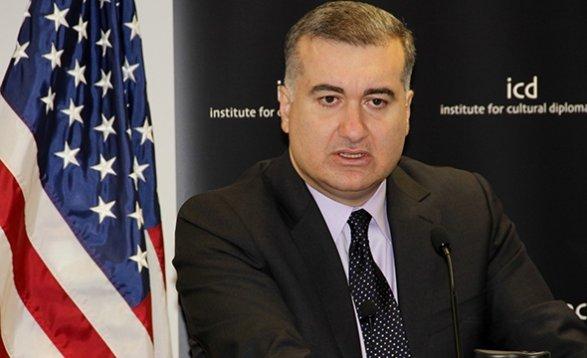 Azerbaijani Ambassador to U.S Elin Suleymanov gave interview to U.S radio