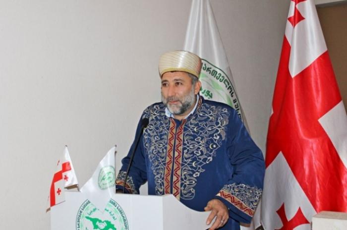 Gürcüstanın azərbaycanlı müftisi istefa verdi