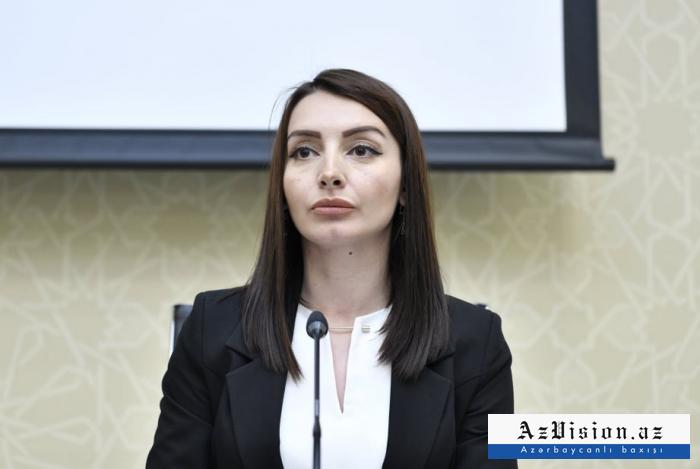 """""""Kipr XİN-nin bəyanatı qərəzlidir"""" -   Leyla Abdullayeva"""