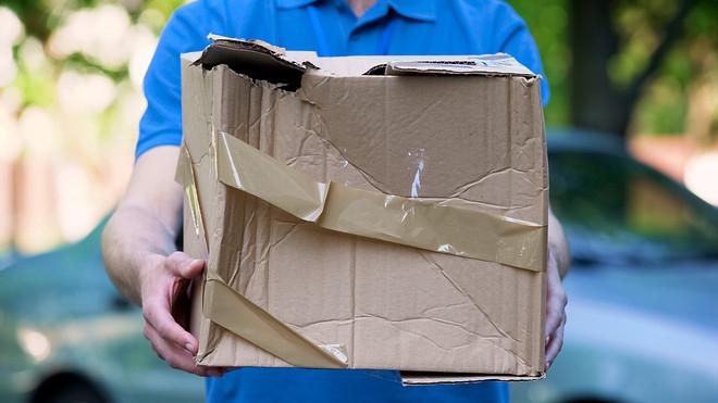 What to doif your online order arrives damaged -  iWONDER